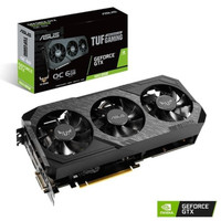 Asus GeForce GTX 1660 SUPER 6GB DDR6 - TUF Gaming X3 OC