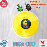 Slime Among Us Bonus Stiker/slime 200cx/slime tofu/tofu slime/Kuning