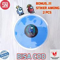Slime Among Us Bonus Stiker/slime 200cx/slime tofu/tofu slime/Biru Tua