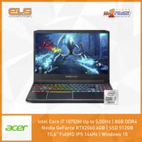 Acer Helios PH315-53-7937 - Black [i7 10750H-8GB-512GB-RTX2060-W10]