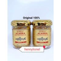 k max minyak ikan alaska deep sea fish oil super omega