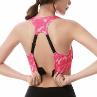"Sport Bra Wanita Push Up Bra Premium Gym Pilates Yoga Olahraga ""BromX"""