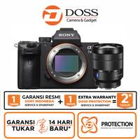 Sony A7III Body Only + Lens FE 24-70mm f/4 ZA OSS