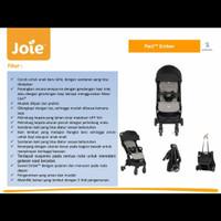 Stroller Joie Meet Pact Ember