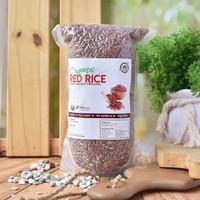 House Of Organix Organic Red Rice ( Beras Merah Organik )