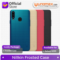 Hard Case Samsung Galaxy A20s Nillkin Frosted