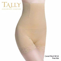 TALLY CD Korset Pelangsing W123 Shapewear Collection Original