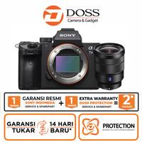 Sony A7III Body Only + Lens FE 16-35mm f/4 ZA OSS