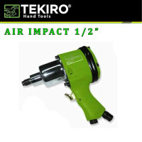 "Air Impact Wrench 1/2"" / 1/2 inch TEKIRO"
