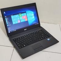 laptop acer travelmate core i7 vga hdd 500gb ram 8gb garansi