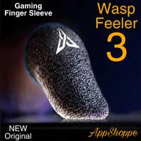 Sarung Jari Jempol Wasp Feelers 3 Finger Sleeve Sweat-Proof ORIGINAL