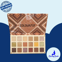 Colourpop Sandstone Shadow Palette