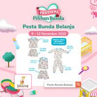 Blessing babywear-set baju bayi-bundling baju bayi
