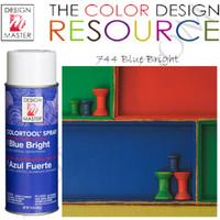 Design Master 744 Blue Bright -pilox bunga -Barang Florist -Pewarna