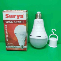 Lampu Led Magic Emergency / Darurat / Cas12 watt Putih SURYA