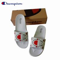 PROMO COD - Sandal Premium Slide Champion Sport Comfort Pria - CP9, 41