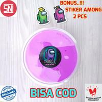 Slime Among Us Bonus Stiker/slime 200cx/slime tofu/tofu slime/Ungu