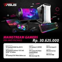 PBA PC Mainstream Gamers Desktop | Powered By ASUS | AMD TUF ROG