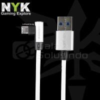 NYK Nemesis DM100 Cable Data Micro USB Fast Charging - 1 Meter