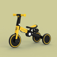 Sepeda Anak Tricycle UONIBABY balance bike 5 in 1 - Kuning
