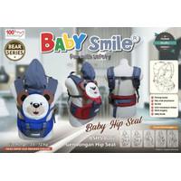 Baby smile--gendongan depan/duduk hipseat baby smile karakter beruang