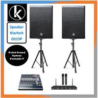 Paket Sound System Portable V