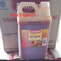 Sambal bangkok indofood 5.7 kg