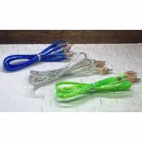 Kabel TebaL Solid aux 2in1/ Jack 3.5mm audio RCA 2 IN 1 Cabel Cabel