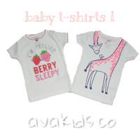 Blouse Carte*'s Baby T-shirts I - 18m, Little Giraffe
