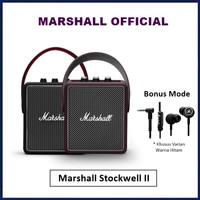 Marshall Stockwell II Portable Bluetooth Speaker Stockwell 2 - Black