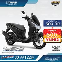 Yamaha Lexi Surabaya - Hitam