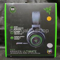 Razer Kraken Ultimate RGB THX 7.1 Headset Gaming Garansi Resmi