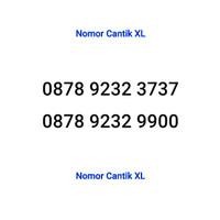 Nomor Cantik XL Kartu Perdana 10 Nomer 11 Angka 12 Digit simpati IM3