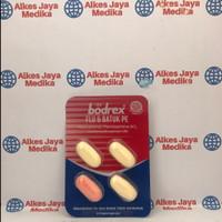 BODREXIN FLU BATUK PE Tablet - Obat Batuk Pilek