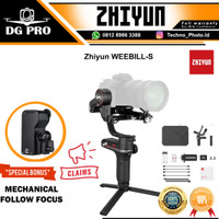 Zhiyun-Tech WEEBILL-S 3-Axis Gimbal Stabilizer For DSLR & Mirrorless