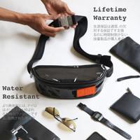 TFG Tas Selempang Jogger Bag 503 Glassy Black