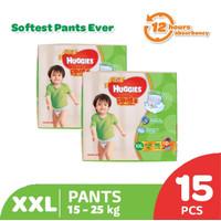 Buy 1 get 1 Huggies Gold Pants eco pack XXL 15