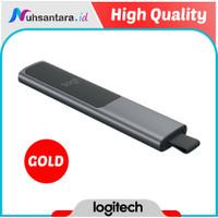 Laser Pointer Spotlight Logitech Remote Presentasi Original Garansi