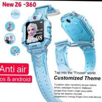 z6 waterproof kids Frozen 360° smart watch Imoo anti air