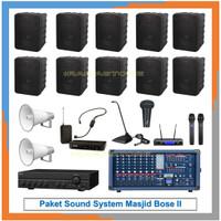 Paket Sound System Masjid II