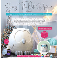 snowy owl diffuser young living free seedling calm 5ml