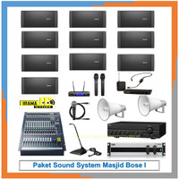 Paket Sound System Masjid Bose I