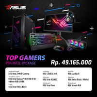 PBA PC Top Gamers Desktop | Powered By ASUS | Intel ROG Gaming