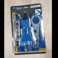 Rivet Gun Adapter Elektrik- Adaptor Tang Rivet Pada Mesin Bor