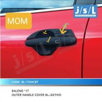 JSL Cover Handle Gagang Pintu Hitam Blacktivo Baleno Hatchback