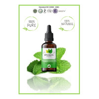 Pure Peppermint Essential Oil / Minyak Esensial Daun Mint Murni 30ml