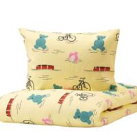Ikea Sarung quilt anak ,sarung bantal 200 x 150