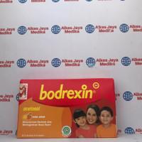 BODREXIN TABLET (1BOX 3STRIP) - OBAT DEMAM ANAK