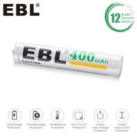 EBL 400MAH BATTERY 1PCS - AAAA / A4 BATTERY BATERAI SATUAN