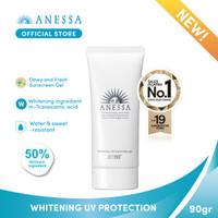 ANESSA WHITENING UV SUNSCREEN GEL SPF 50+ PA++++ 90gr
